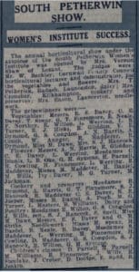 25-August-1939---Exeter-and-Plymouth-Gazette-south-petherwin-show