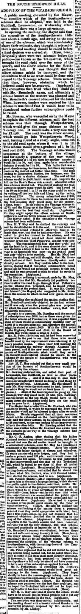 article-from-the-cornish-devon-post-02-may-1885-in-regard-to-the-south-petherwin-hills-scheme