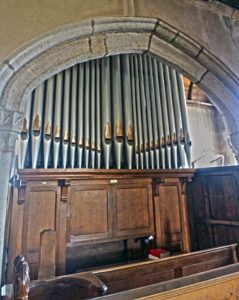 St. Paternus Church Organ