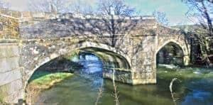 Trekelland Bridge 2014