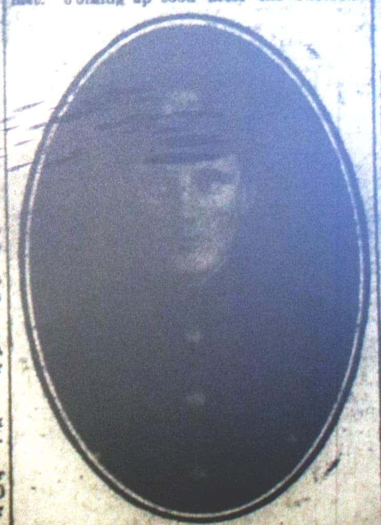 Lance Corporal Charles Medland